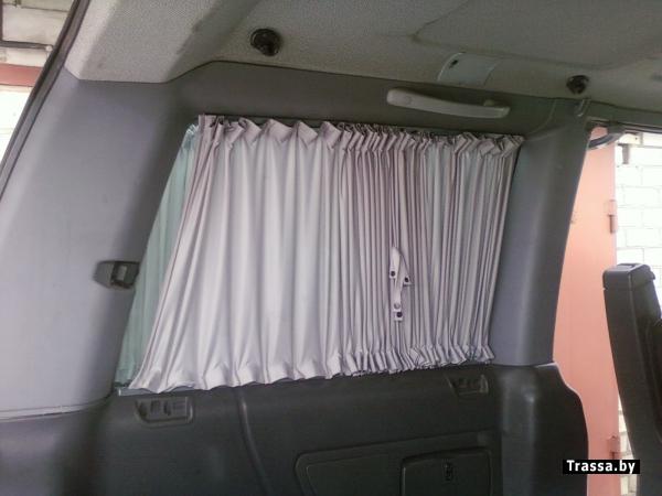 Как сшить автомобильные шторки своими руками